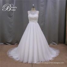 -Линии Китай Свадебное Платье Сшитое
