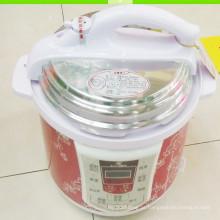 Fogão de arroz / sopa elétrico de aço inoxidável