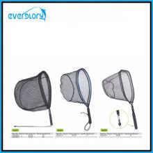Bequem tragen Sie Fliegen-Fischernetz-Fischen-Gerät mit unterschiedlicher Form-Kopf-Form