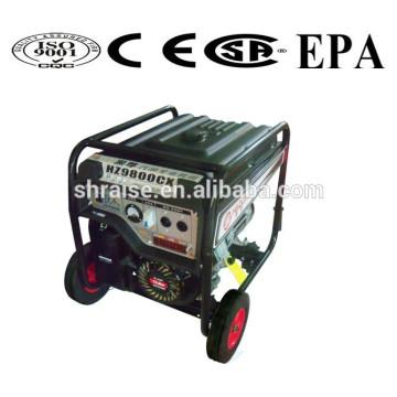 Бензиновый генераторный агрегат HZ9500