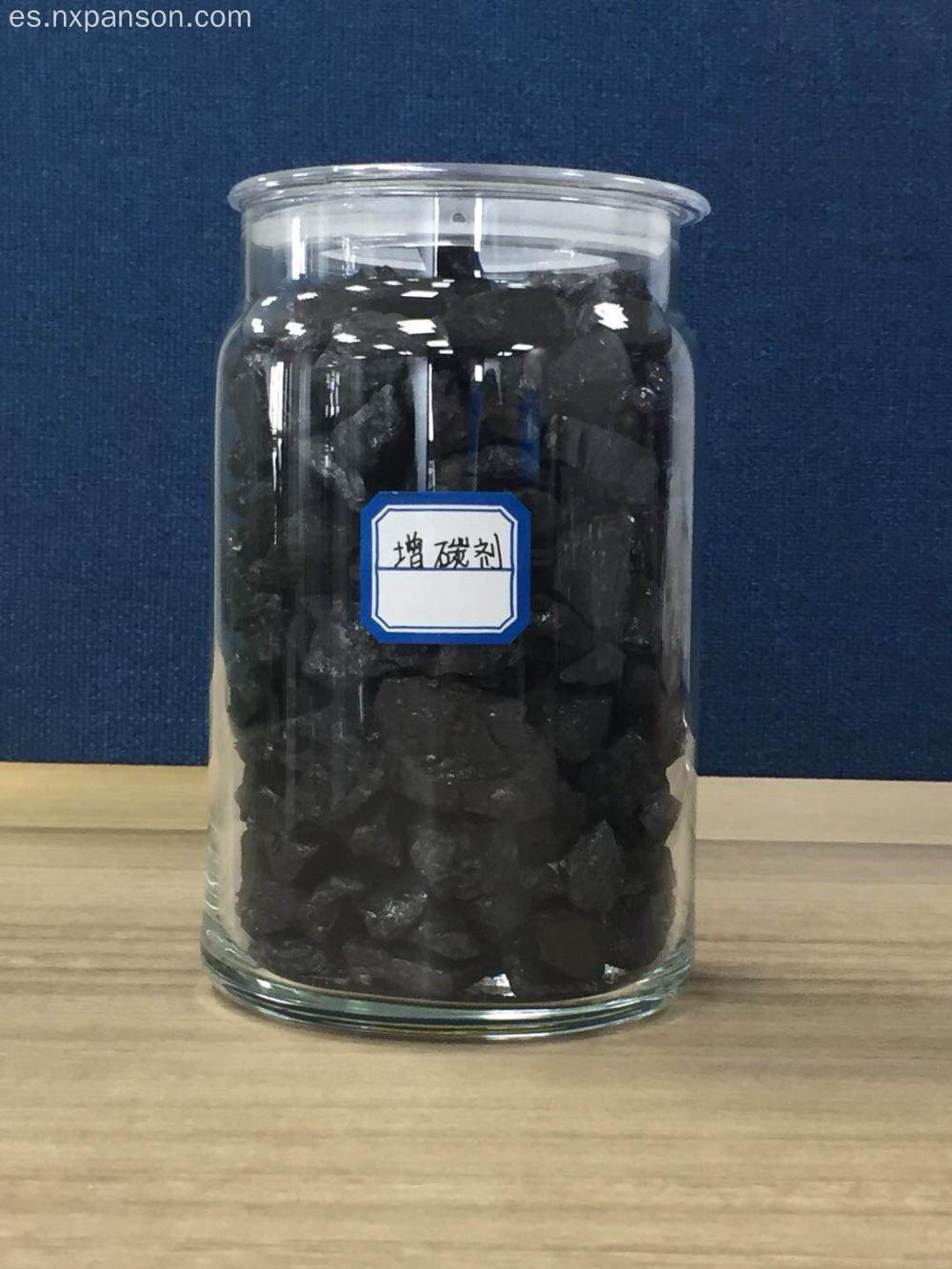 Carbón antracita de 0.5-1.0mm Ningxia Taixi