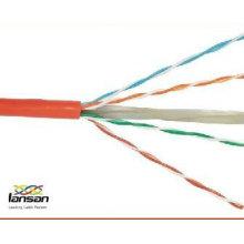 Câble LAN de qualité supérieure cat6 23awg / 24awg approuvé par UL