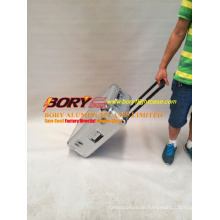 Aluminiumboxen Tool Brust mit Trolley, Reisetasche
