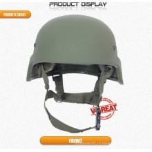 Боевой шлем Мичи