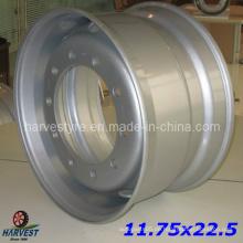 11.75X22.5 Stahlräder für LKW-Reifen