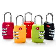 Tsa bloqueo de combinación con cerradura de llave maestra Tsa-390