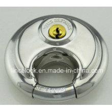 Cadena de disco de acero inoxidable con grillete cubierto (203)