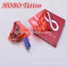 Atacado Tatuagem Acessórios Descartáveis De Plástico Vermelho Máquina De Tatuagem Sacos de Suprimentos