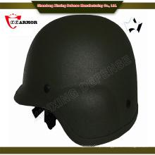 Fornecedor de ouro China 1.3-1.5kg capacete de aço balístico
