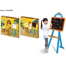 Двухсторонние Обучающие доски игрушки для малышей