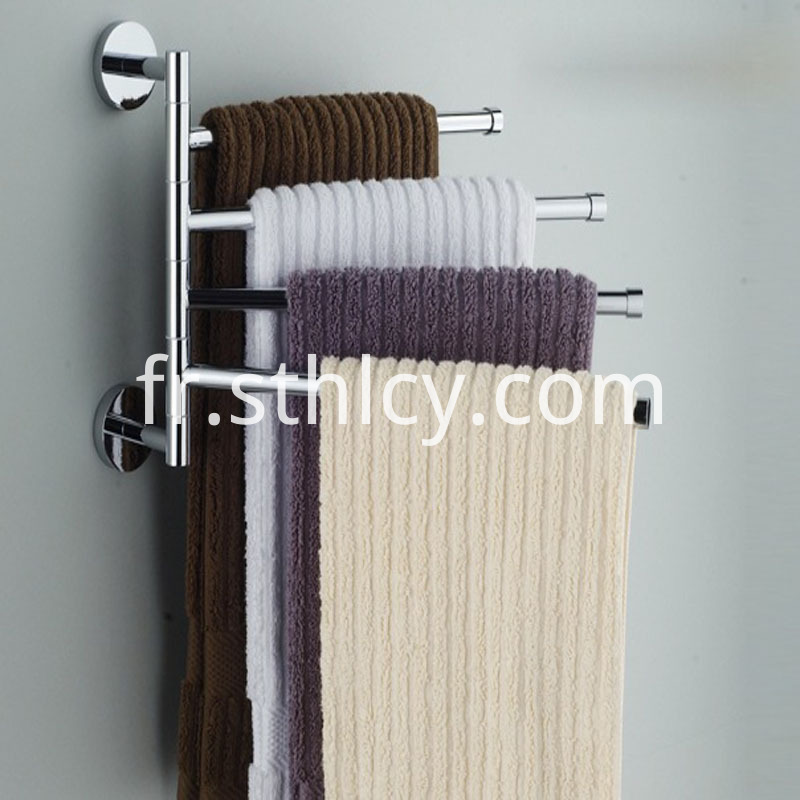 Rotating Towel Rack 3