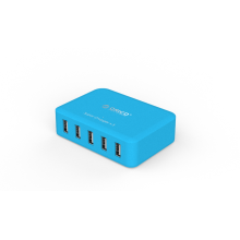 Hot new usb charger ORICO UC5P travel charger four colors available