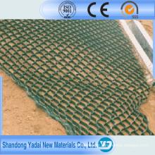 Geocélula de HDPE para cobertura de minas