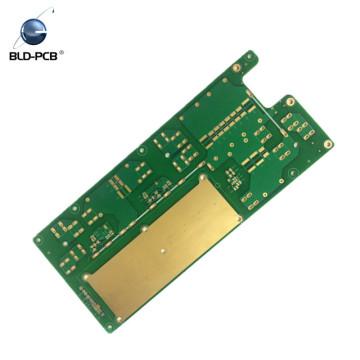 Placa de circuito do PCB do monitor do hospital de HDI