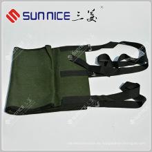 Película de estiramiento protectora Envoltura de paleta Reciclaje Película de empaquetado de plástico