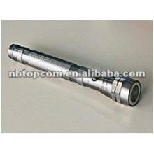 3 LED Telescopic Flashlight With Magnet
