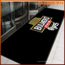 Tapete de porta personalizado do logotipo da empresa