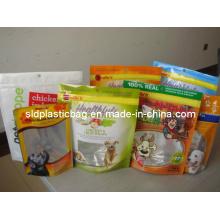 China Factory Wholesale Plastic Pet Food Bag (L001)