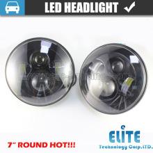2015 hohe Qualität 4800LM 7-Zoll-LED-Scheinwerfer für Jeep