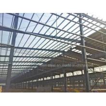 Industrie-Stahl-Struktur-Werkstatt-Lager-Metallhaus-Gebäude