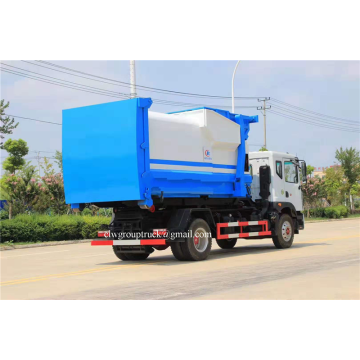 CLW 12 CBM Mobile Compressed Garbage Station