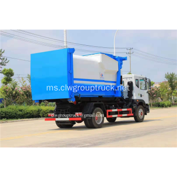 Stesen CLW 12 CBM Mobile Compressed Compressed