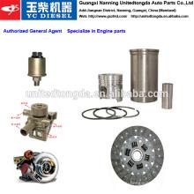 Поставка всех видов деталей двигателя yuchai для автобуса Ankai Kinglong Zhongtong Yutong