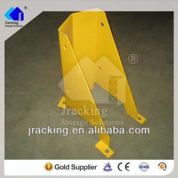 Nanjing Jracking Pallet Rack Warehousing Protectores verticales de metal