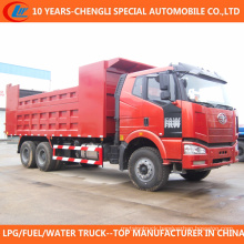 10 Wheels 6X4 Dump Truck 20ton Tipper Truck for Sale