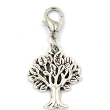 Fashion Life Tree Charms Pendentif en alliage de zinc Résultats des bijoux
