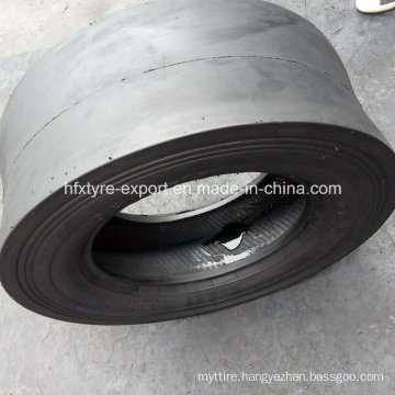 Roller Tyre 10.5/80-16, Tyre with C-1, Bomag Brand, 9.5/65-15 Smooth Tyre