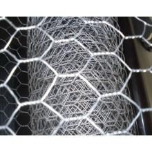Горячая окуная оцинкованная шестиугольная сетчатая сетчатая сетчатая сетка