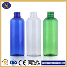 100ml Pet Material Boston Round Shaped Essential Oil Bottle