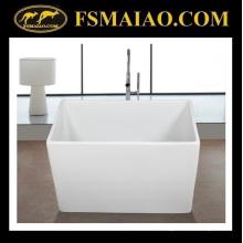 Tina rectangular para bañera de tamaño pequeño Tina para venta caliente (9014)