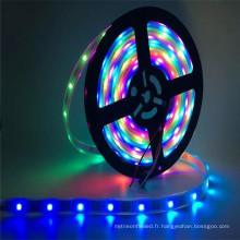 300 LEDs 5 mètres WS2812 5050 RVB LED Strip pour la décoration