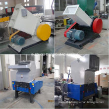 Waste Plastic PVC PP PE Pet Film Bottles Grinder Machine