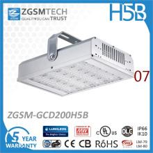 LED Industrial luz de 200W Lumileds 3030 con Dali