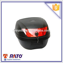 Motorcycle black plastic tail box for sale