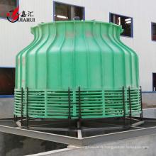 contre-courant petite tour de refroidissement refroidisseur d'eau