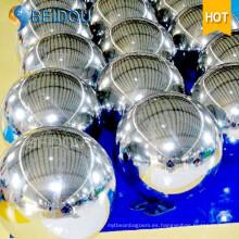 Mini Espejo Decorativo Balloon PVC Disco Esfera Inflable Espejo