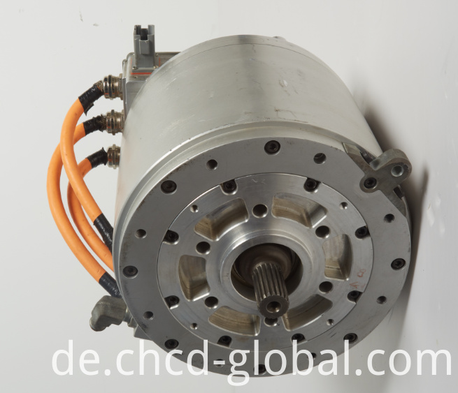 Automobile Traction Motor of EV