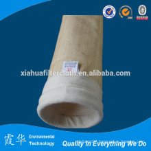 Cement plant bag filter for dust collection