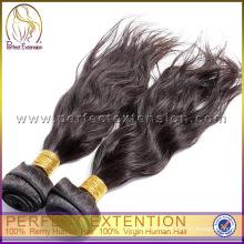 Geschenk für Weihnachten Usbekistan natives 100 % natürlichen Echthaar Haarverlängerung