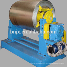 10 T hydraulic steel coil decoiler machine with loading car for sale, Hydraulic decoiler with coil car