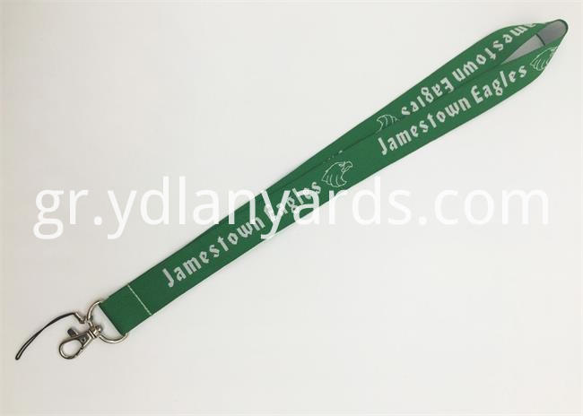 Fabric Neck Lanyards
