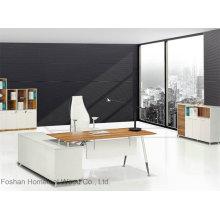 Cheap Price Modern Office Manager Desk Design (HF-BD004)