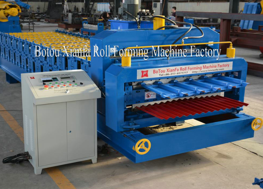 double deck making machine
