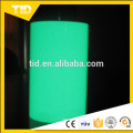 luminescent film for safety guide, blue grow tape