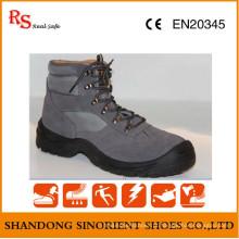 Sapatilhas de segurança de caminhada de sola PU RS719