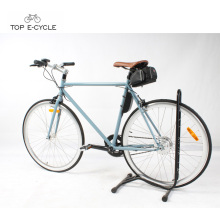 26inch steel frame fixed gear ebike single speed electric bicycle